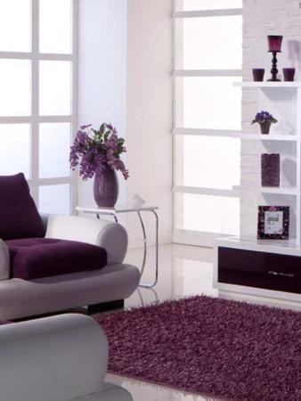 image, چطور فرش با رنگ تیره را در چیدمان منزل هماهنگ کنید