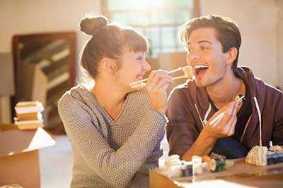 image هفت راز جادویی برای آنچه بعد ازدواج آدم شادی باشید