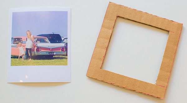 image آموزش تصویری درست کردن انواع قاب عکس های شیک