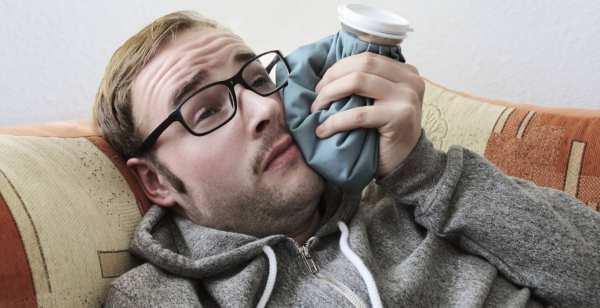 image آیا دندان من آبسه کرده نشانه ها و راه های درمانی