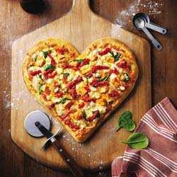 image شخصیت نامزد خود را از روی مدل پیتزا خوردنش بشناسید
