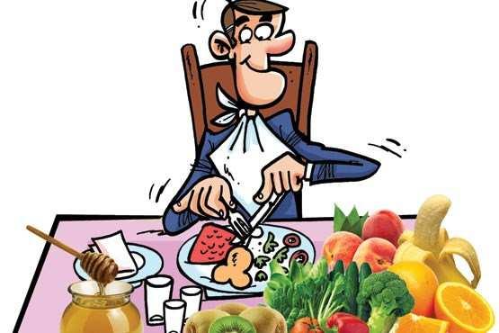 image, با دست غذا خوردن چه فایده ای برای سلامتی دارد