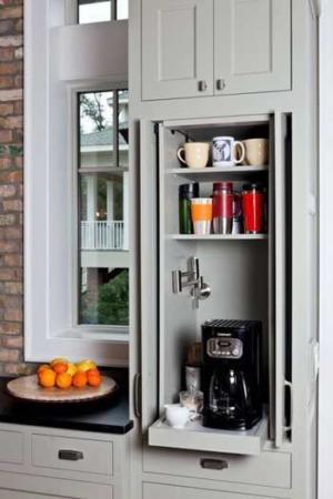 image, چطور کابینت های آشپزخانه را برای بهترین استفاده طراحی کنید