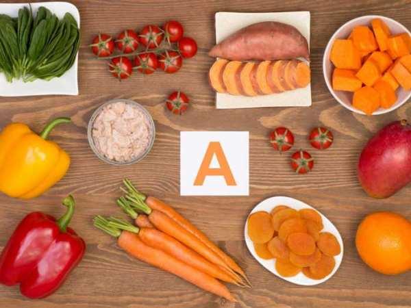 عکس, چه مواد غذای ویتامین A دارند و خواص آن