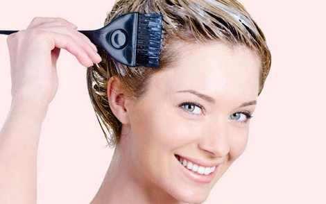 image اطلاعات جامع و مفید درباره پلاتینه کردن موهای سر
