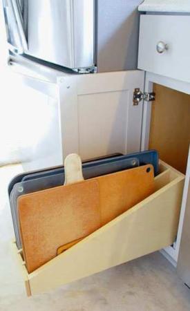 image چطور کابینت های آشپزخانه را برای بهترین استفاده طراحی کنید