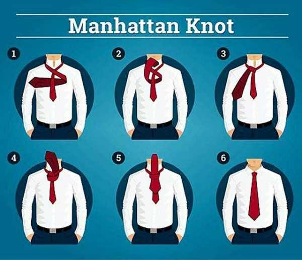 image, آموزش ساده بستن کراوات در چند مرحله ساده