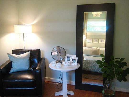 image, چطور یک اتاق کوچک را بزرگتر جلوه دهید