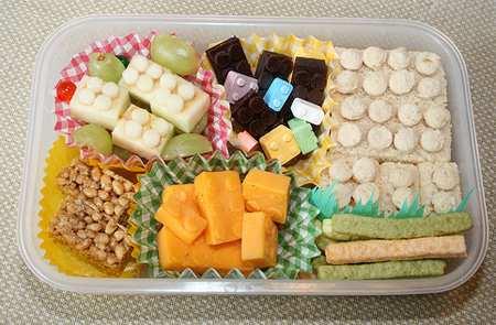 image چطور غذای کودک را تزیین کنید تا با اشتها بخورد
