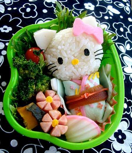 image, چطور غذای کودک را تزیین کنید تا با اشتها بخورد
