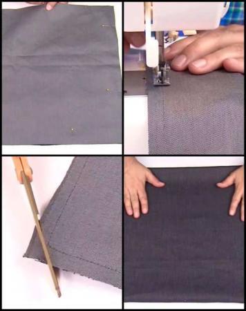 image, چطور کوسن های ساده را طرح دار و شیک کنید