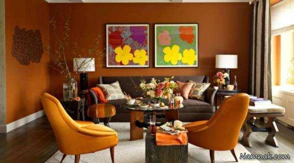 image خانه خود را پاییزی دکوراسیون کنید