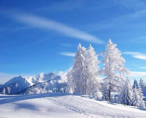 image متن انشای تک صفحه ای درباره فصل زمستان