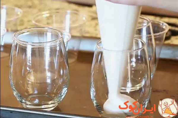 image, آموزش درست کردن دسر انار شیک برای شب یلدا