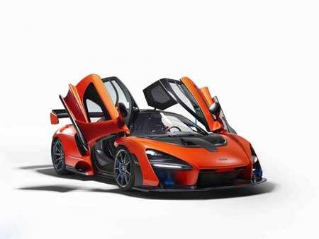 image خودروی مک لارن سنا مدل ۲۰۱۹