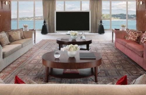 عکس, گزارش تصویری و خواندنی درباره گران ترین هتل آپارتمان دنیا