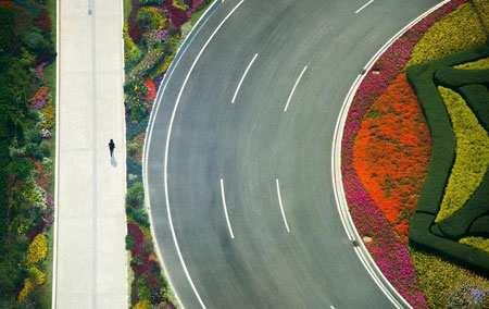 image, تصویری زیبا از محوطه انجمن جهانی ثروت در چین