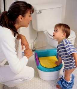 image آموزش مرحله ای گرفتن کودک از پوشک