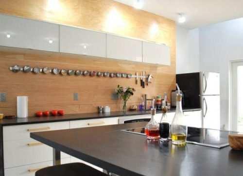 image, چطور در آشپزخانه کوچک جا ادویه های مناسب استفاده کنید