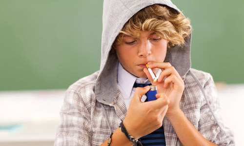 image چرا بعضی آدم ها به طرف سیگار کشیدن می روند