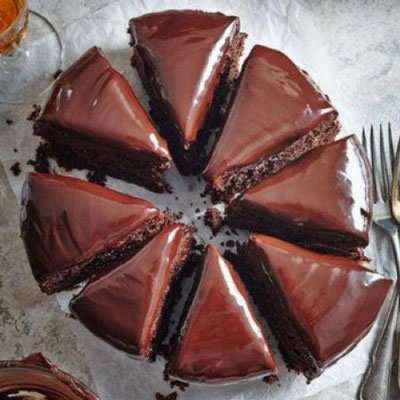 image چطور کیکی که در خانه می پزید مانند کیک قنادی ها شود