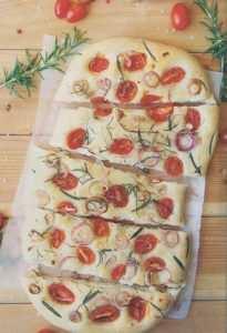 image آموزش پخت نان خوشمزه ایتالیایی در خانه