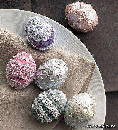 image جدیدترین ایده ها برای رنگ آمیزی تخم مرغ هفت سین