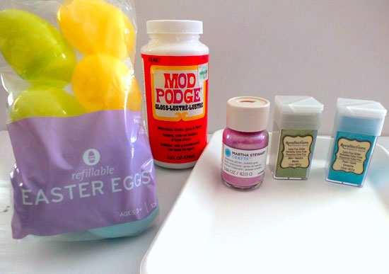 image آموزش تصویری رنگ آمیزی تخم مرغ با شیوه های جدید