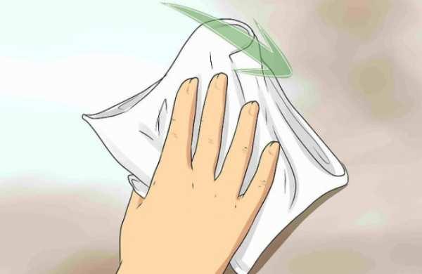 image چطور با روشهای خانگی خش شیشه را نابود کنید