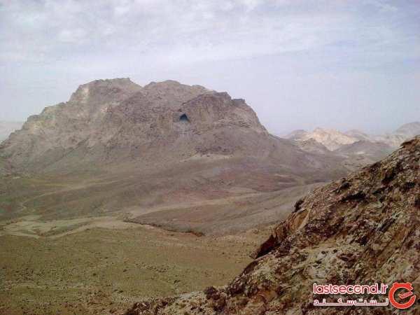 عکس, گزارش تصویری از غار دیدنی ایوب در کرمان