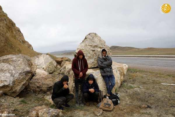 image عکس های زندگی مهاجران افغان در کشور ترکیه