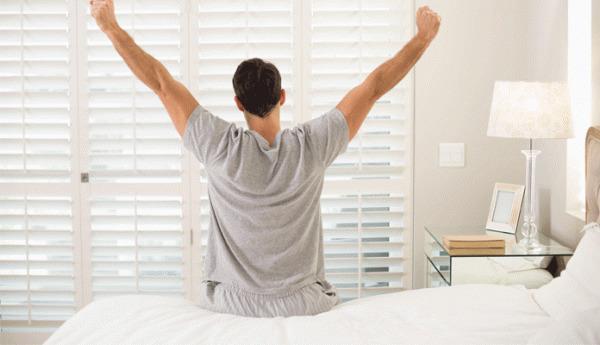 image راهکارهایی برای داشتن خواب مفید در شب