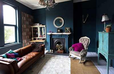 image چه رنگی برای آپارتمان های کوچک مناسب است