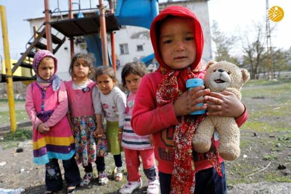 image, عکس های زندگی مهاجران افغان در کشور ترکیه