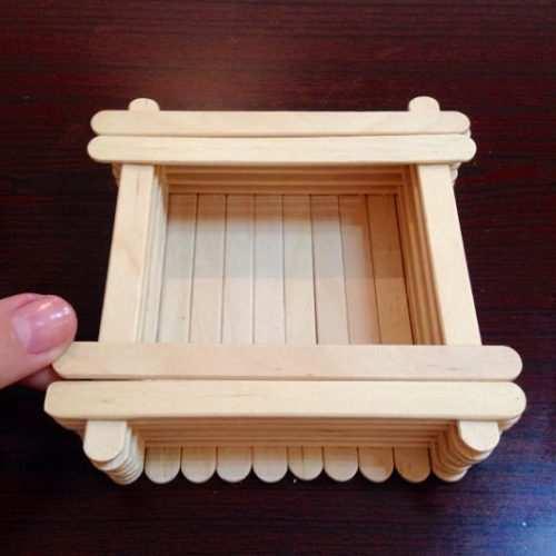 image, آموزش ساخت جعبه جواهرات شیک با وسایل دور ریختنی