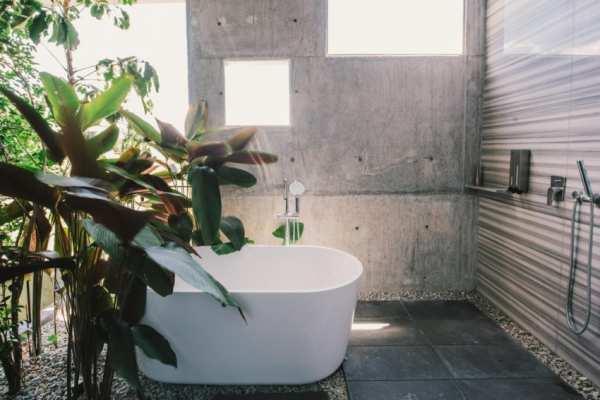 image چطور یک حمام شیک و آرامش بخش داشته باشید