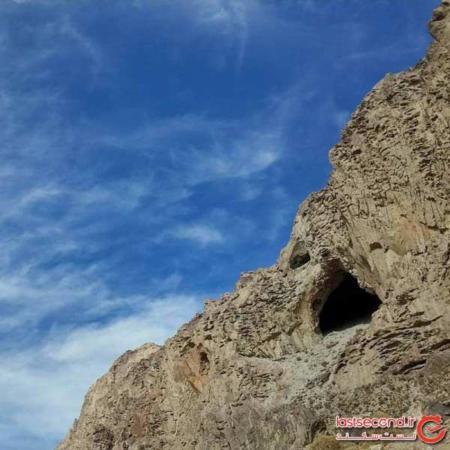 image گزارش تصویری از غار دیدنی ایوب در کرمان