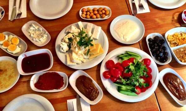 عکس, ایده های جدید تزیین سفره افطاری برای مهمانی
