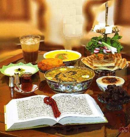 image طرز پخت غذاهای مناسب افطار در ماه مبارک رمضان