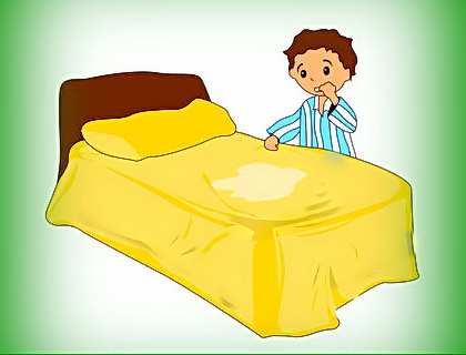 image بهترین درمان های طبیعی برای مشکل شب ادراری کودکان