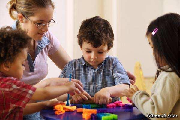 image, چرا کودکان ترسو یا مضطرب می شوند و راه درمان آن