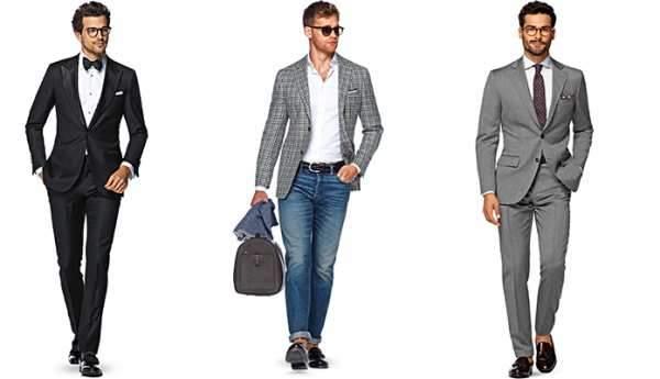 image, بهترین مدل کت و شلوار برای آقایان کدام است