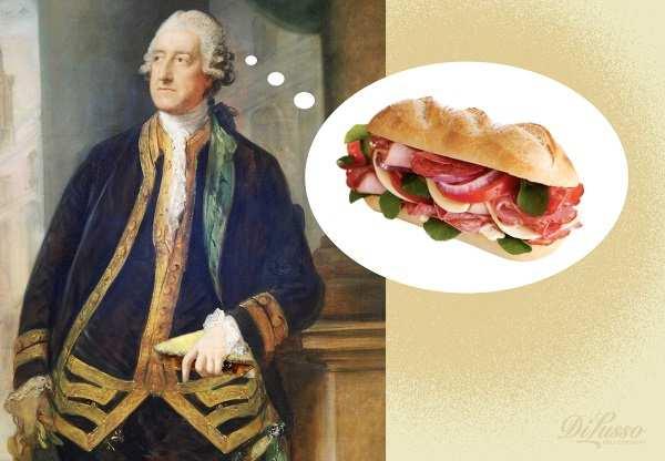 image ساندویچ برای اولین بار به عنوان غذا چطور تهیه شد