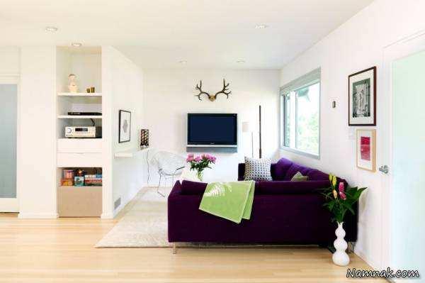 عکس, چطور از فضاهای خانه کوچک استفاده مفید داشته باشید