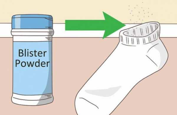 image راهکارهای مفید برای درمان تاول پا