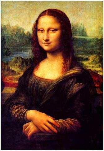 image حقایقی خواندنی درباره نقاشی لبخند مونالیزا اثر نقاش داوینچی