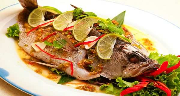 image, چه روشی برای پخت ماهی سالم ترین روش است