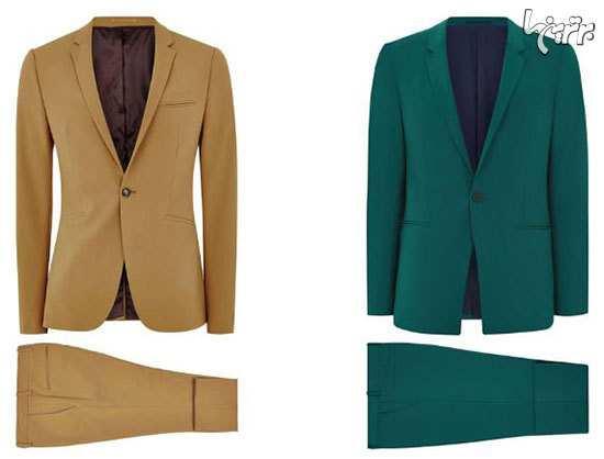 image انتخاب رنگ کت و شلوار مردانه مناسب برای هر مناسبت