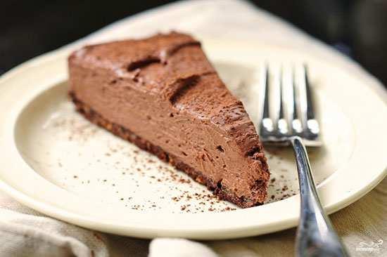 image آموزش تهیه دسر شکلاتی فوری