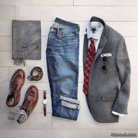 image آموزش ست کردن لباس های شیک و رسمی مخصوص مردان